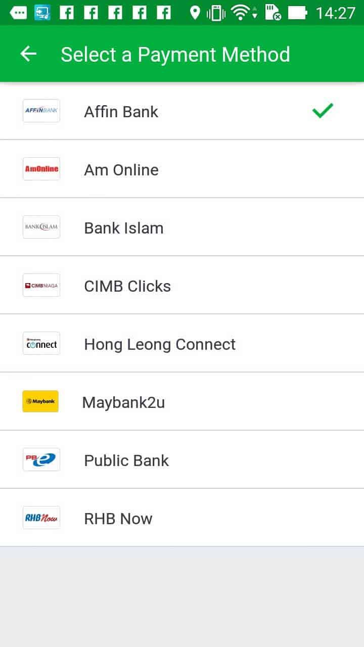 Visual 2: Options for online banking