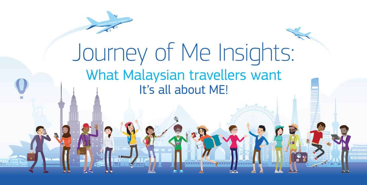 Amadeus research puts the spotlight on what Malaysian travellers want