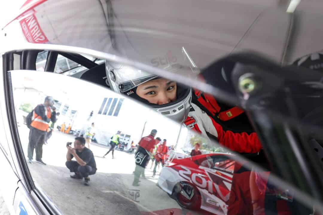 Sizzling Day of Vios Challenge Action