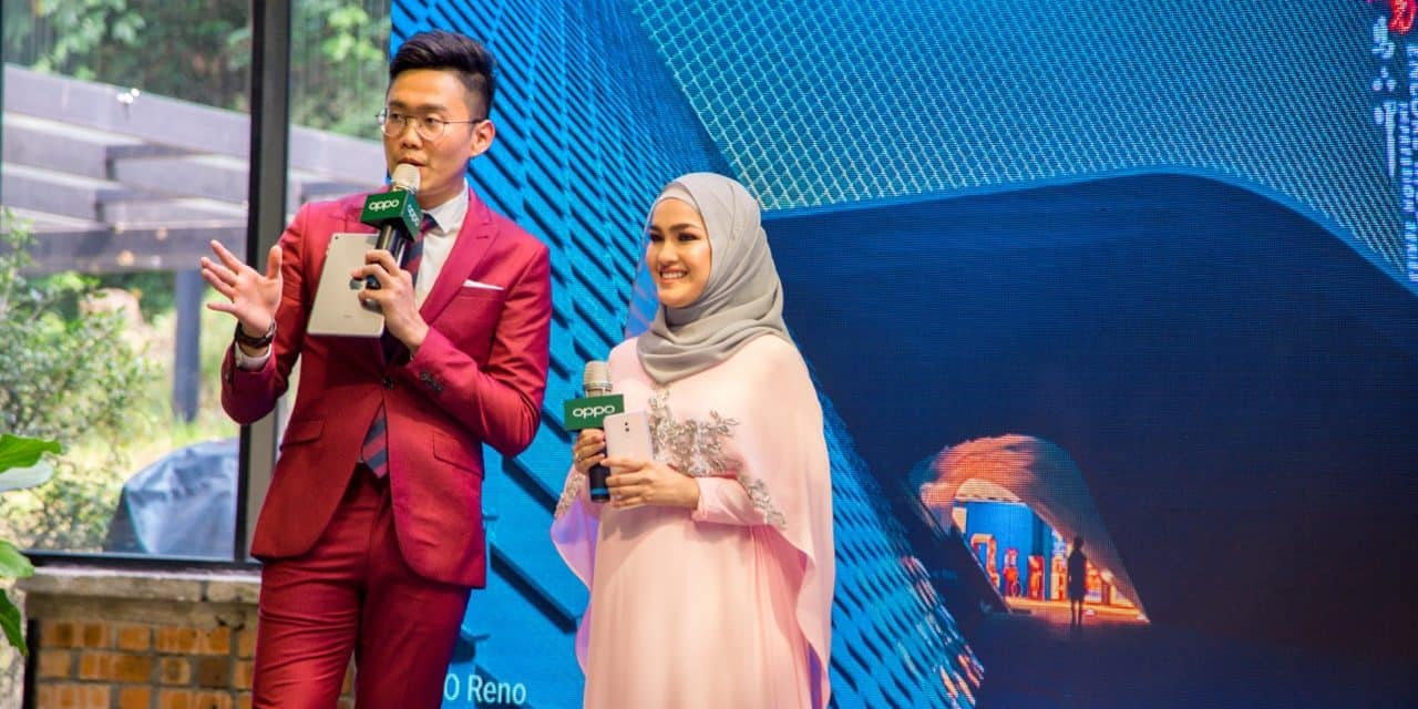 OPPO Introduces A New Iridescent Colour To the OPPO Reno Series – OPPO Reno Sunset Rose