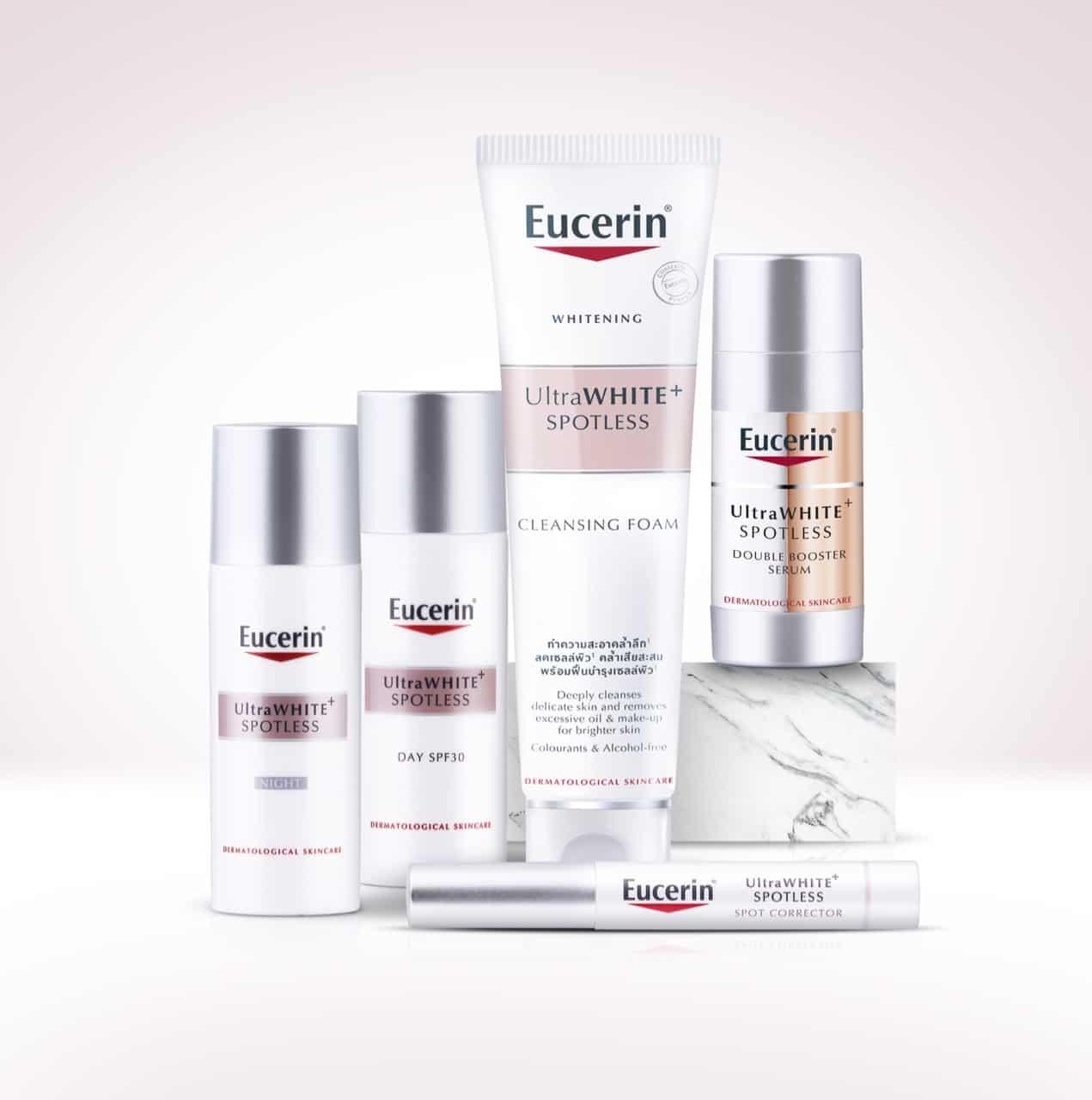 Read more about the article EUCERIN® UltraWHITE+ SPOTLESS yang Baru Menghilangkan Bintik Hitam dari Sumbernya