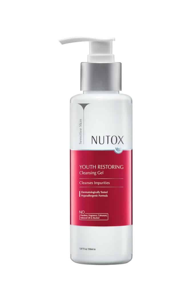 Nutox Youth Restoring Range_Cleansing Gel