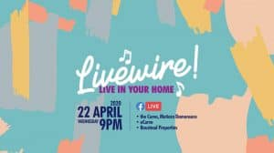 Read more about the article Watch 'Livewire!' while safe at home