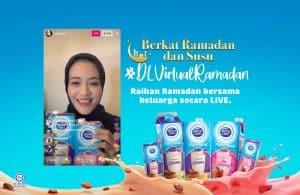 Read more about the article Dutch Lady Milk Industries Berhad telah membawa rakyat Malaysia bersama melalui pengalaman virtual Ramadan yang penuh makna