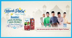 Read more about the article Goodday Milk champions a safe Ramadan for Malaysians