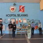 Malaysia Healthcare Family Uplifts the Spirit of Frontliners with Gerobok Raya Initiative