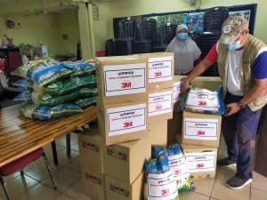 Read more about the article Mercy Malaysia Partners With 3M Malaysia To Provide Food Aid To Vulnerable Communities In Light Of The COVID-19 Pandemic