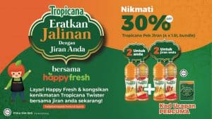 Read more about the article Let's Foster A Warm Community With Our Neighbours With Tropicana