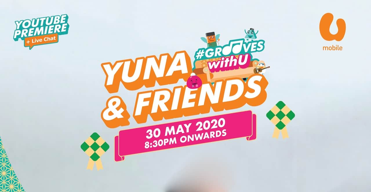 Read more about the article Yuna To Headline U Mobile's #Grooveswithu Finale Show With Raya Tunes & Her Malay Hits!