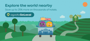 Read more about the article Agoda's 'GoLocal' campaign set to boost domestic travel
