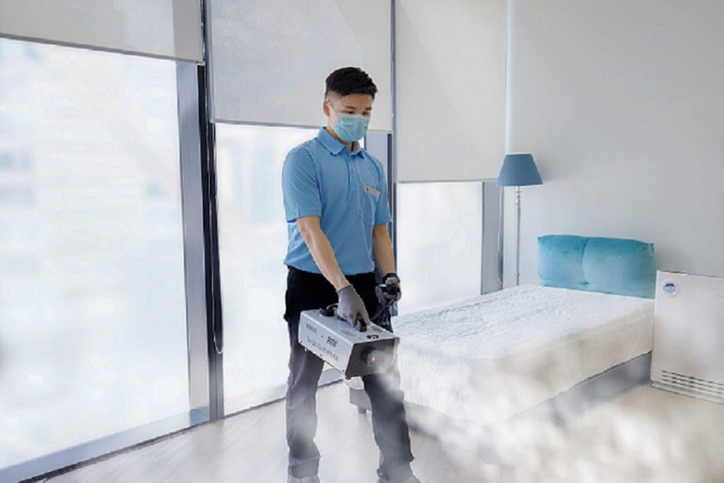 Coway Disinfection Service