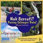 Selangor: Negeri Bersih Dan Selamat Untuk Dikunjungi
