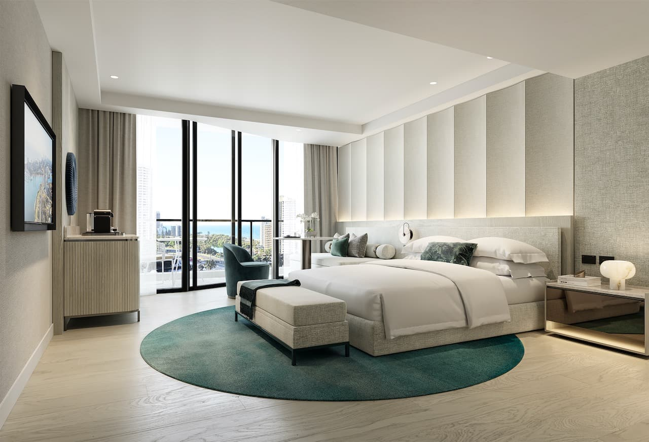 Jw Marriott Announces Brand To Debut In Australia With The Opening Of Jw Marriott Gold Coast Resort & Spa