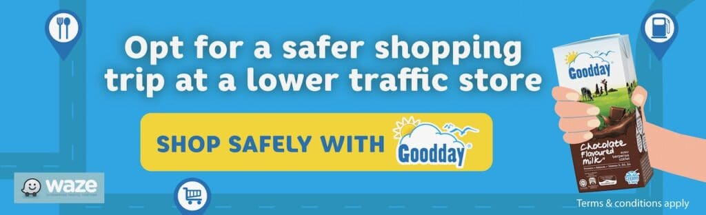 Goodday Milk to Provide a Safer Shopping Experience for Netizens