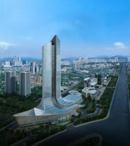 Read more about the article Marriott International Expands Its Presence With The Opening Of Dual-Branded Hotel, Jw Marriott And Courtyard By Marriott In Yinchuan, China's Famous Historical And Cultural City