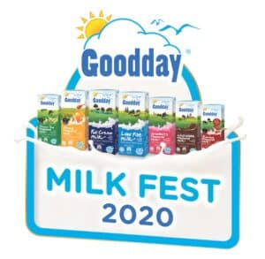 Read more about the article Goodday Milk Fest 2020 Brings Back More Goodness With A Delicious New Variant And Exciting Offers