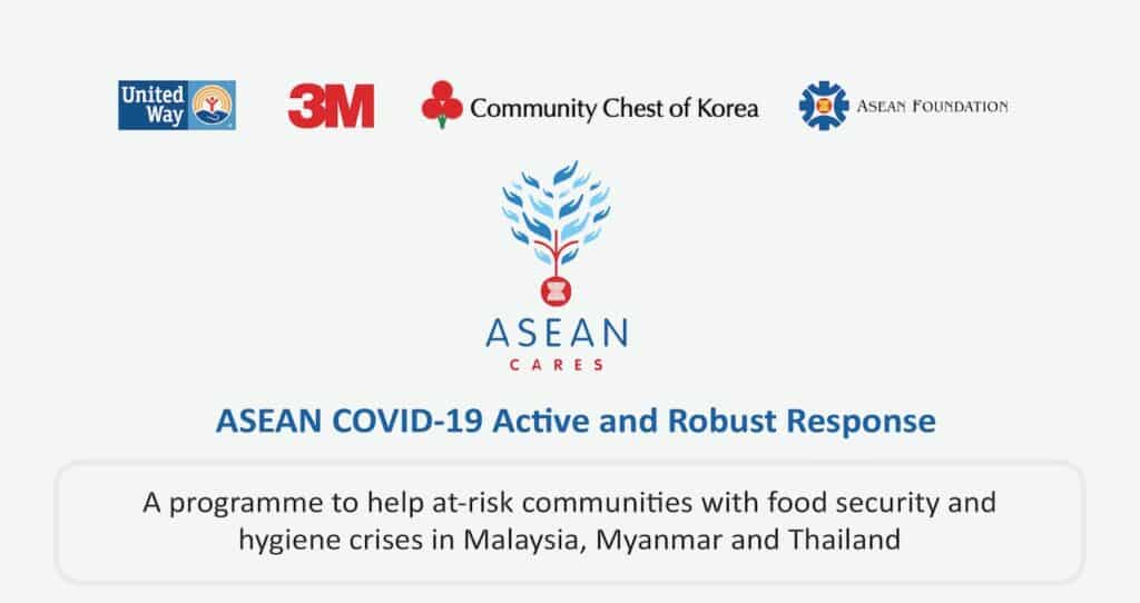 ASEAN CARES: COVID-19 Relief Programme
