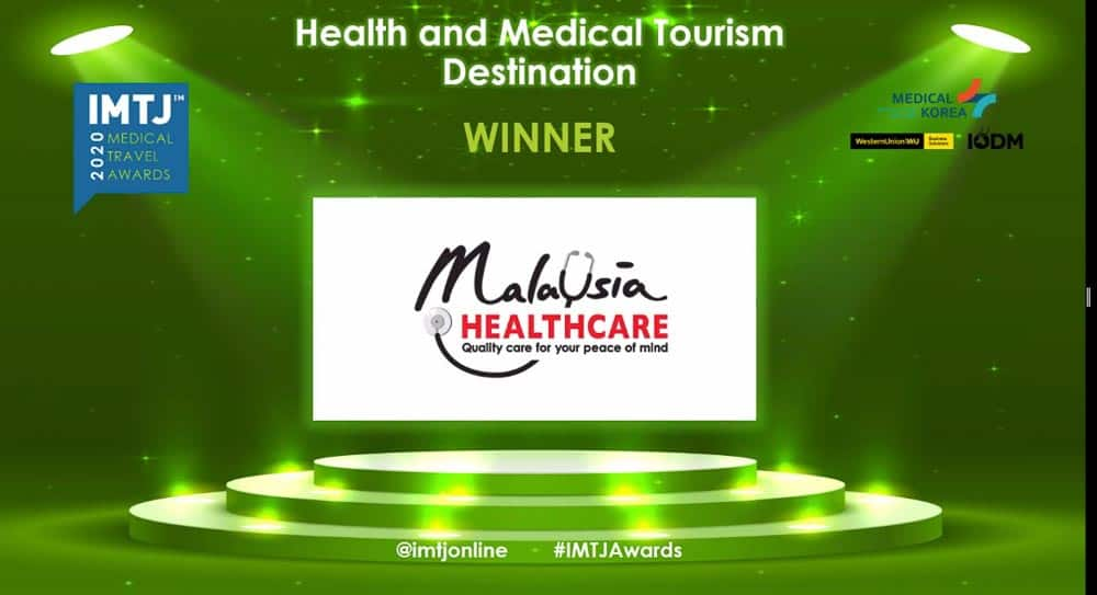Malaysia Wins 'Destination of the Year' And 'Cluster of the Year' Titles