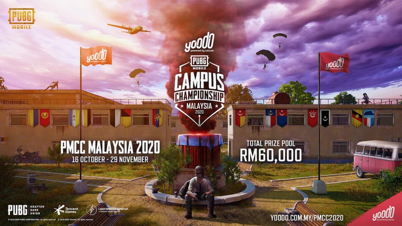 Read more about the article It's Game On For Campus Gamers With 2020 Season Of Yoodo's Pubg Mobile Campus Championship