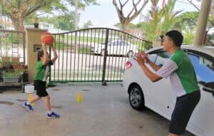Read more about the article Memupuk Juara Muda di Rumah dalam Norma Baharu