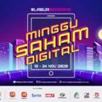 Minggu Saham Amanah Malaysia PNB Beralih Ke Dunia Digital