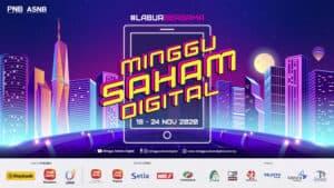 Read more about the article Minggu Saham Digital (MSD) Umum Susunan Program, Penampilan Selebriti dan Personaliti Terkenal