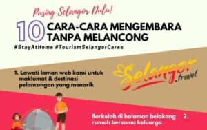 Read more about the article Bercuti Tanpa Meninggalkan Rumah? Ini 10 Syor Tourism Selangor!