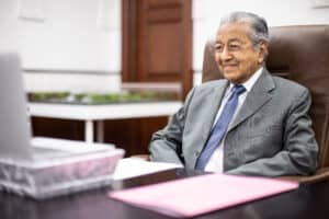 Read more about the article Tun Dr. Mahathir: More Time Must Be Spent On Developing The Character Of Students