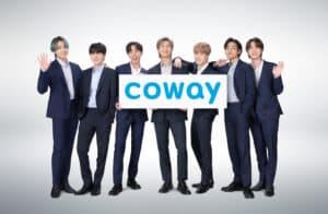 Read more about the article Coway Memilih BTS Sebagai Duta Jenama Global