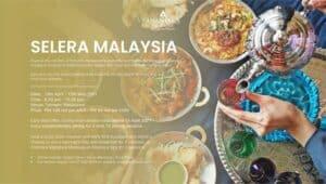 Read more about the article Celebrate Auspicious Moments at Anantara Desaru Coast Resort & Villas with delectable Selera Malaysia Menu at Turmeric Restaurant
