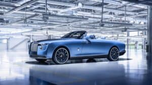 Read more about the article Rolls-Royce 'Boat Tail' a Counterpoint to Industrialised Luxury