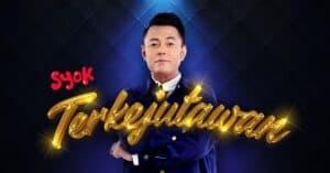 Read more about the article Strim SYOK Podcast baharu, 'Terkejutawan' eksklusif di aplikasi SYOK!