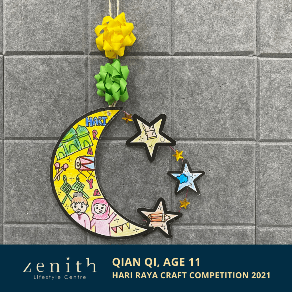 Kid's Crafts Competition by Zenith Lifestyle Centre attracts over 150 submissions