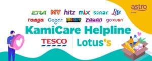 Read more about the article Astro Radio Memperluas Inisiatif 'KamiCare Helpline'