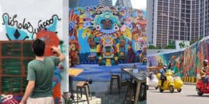 Read more about the article One Kampong Gelam Introduces Urban Arts-Themed Adventures for Hall of Fame @ Kampong Gelam