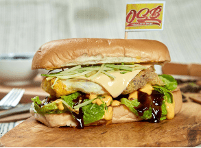 Roll Up Your Sleeves And Indulge In The Best Sloppy, Drool-Worthy Burgers On foodpanda
