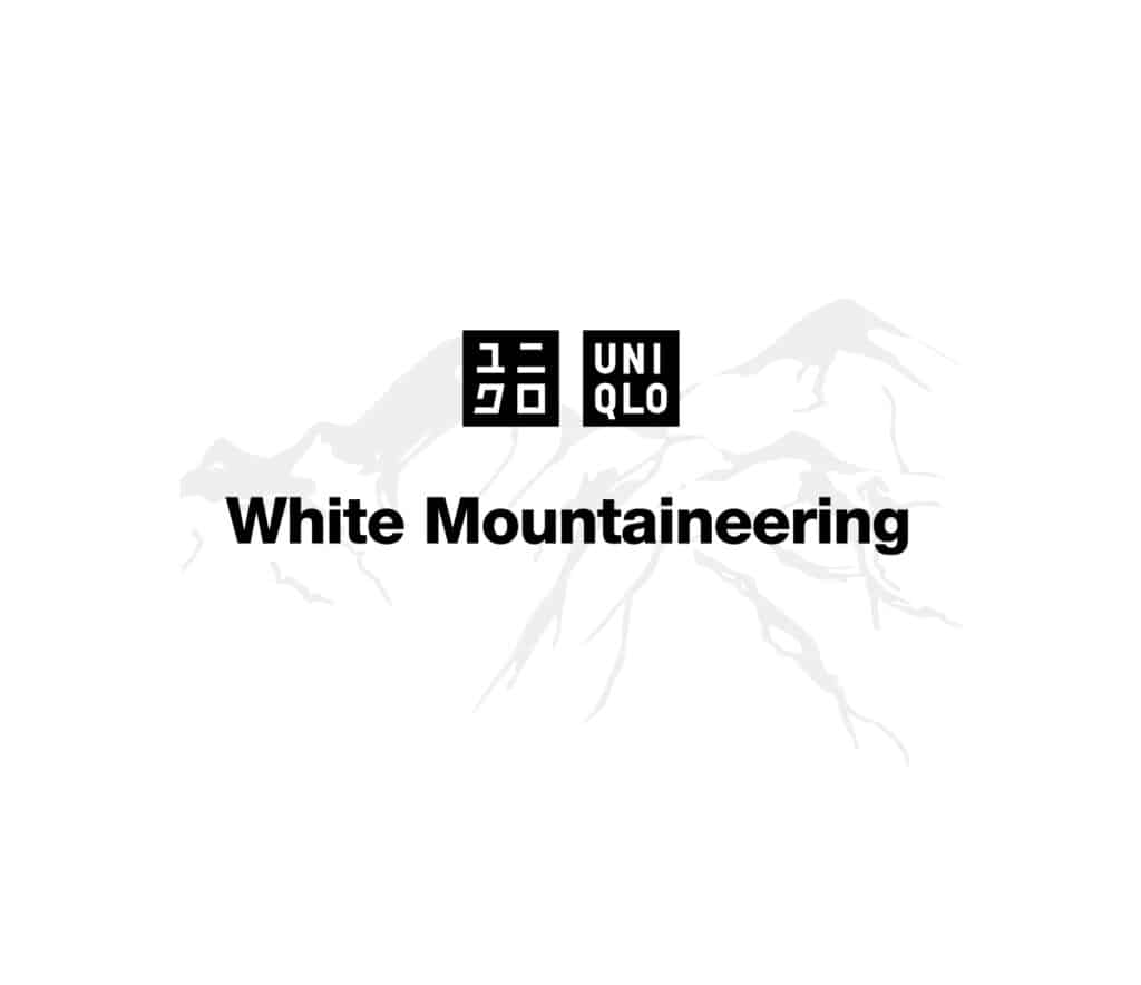 UNIQLO and White Mountaineering