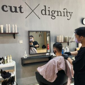 Read more about the article Free haircuts as way to give back to the community this Merdeka