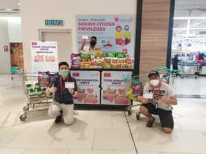 Read more about the article Impacting Lives: Paradigm Mall Petaling Jaya And Kechara Soup Kitchen Embark On A Food Donation Drive