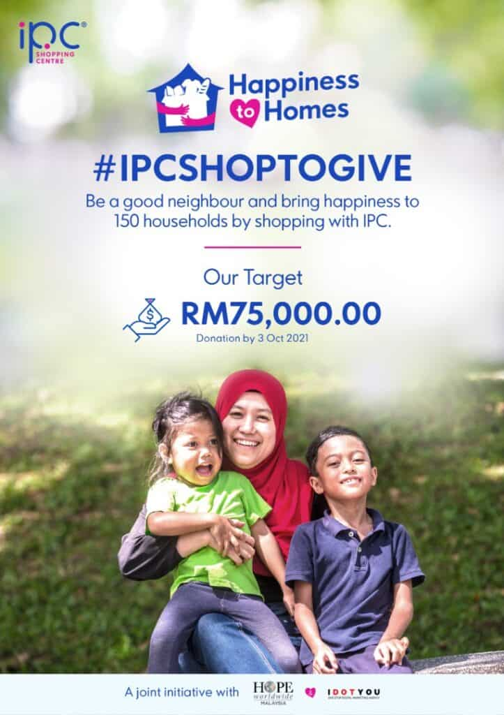 IPC Happiness To Homes Campaign