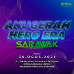 'Anugerah Hero ERA Sarawak' hargai jasa warga Sarawak