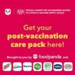 foodpanda Malaysia Sokong Inisiatif Negara Untuk Tingkatkan Kesedaran Dan Penerimaan Vaksin
