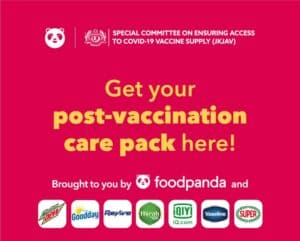 Read more about the article foodpanda Malaysia Sokong Inisiatif Negara Untuk Tingkatkan Kesedaran Dan Penerimaan Vaksin