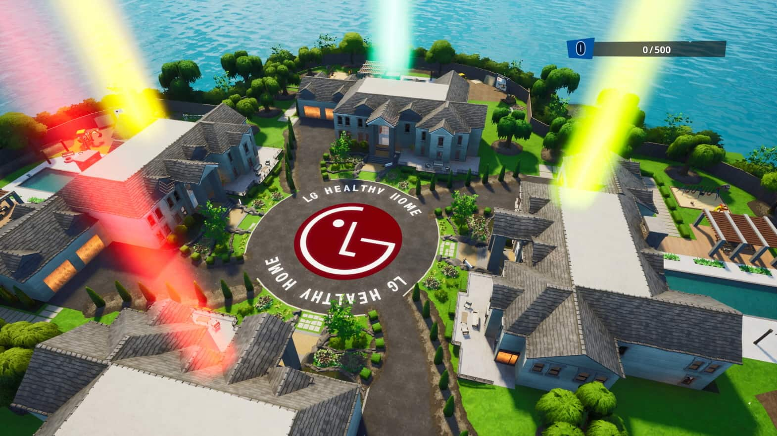 LG Brings Unique Experience To Virtual Realms For Good Cause