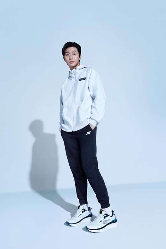 PARK SEO JUN, Top South Korean Star and Newly-Appointed Skechers Regional Brand Ambassador