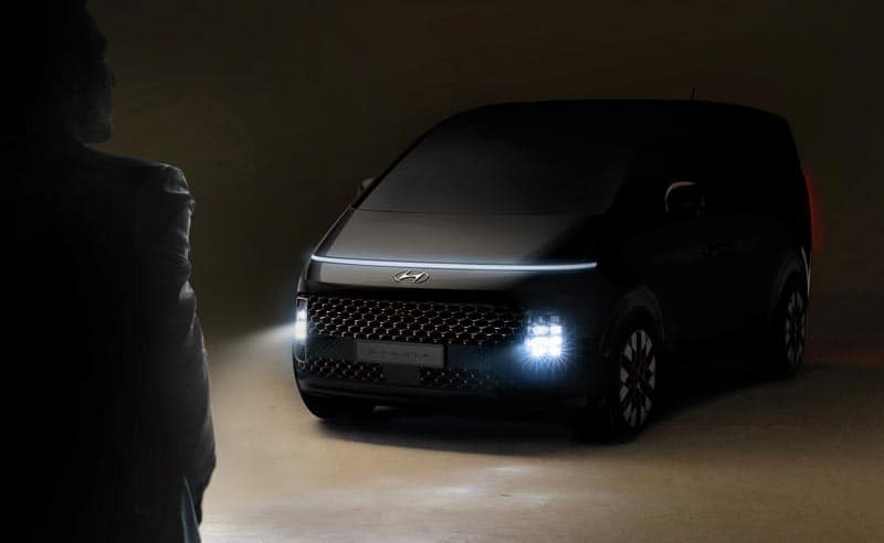 Staria Premium, Hyundai's Most Luxurious MPV To Be Launched Soon